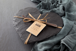 personalised gift, wedding gift, gift, slated, slated ireland, slate-cheese-board-slated-slated-ireland-heart-cheeseboard-wedding-foodie-2