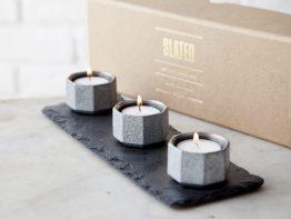 steel candle holder, steel, candle, wedding gift, wedding, gift, corporate gift, candle holder, irish gift, slated.ie