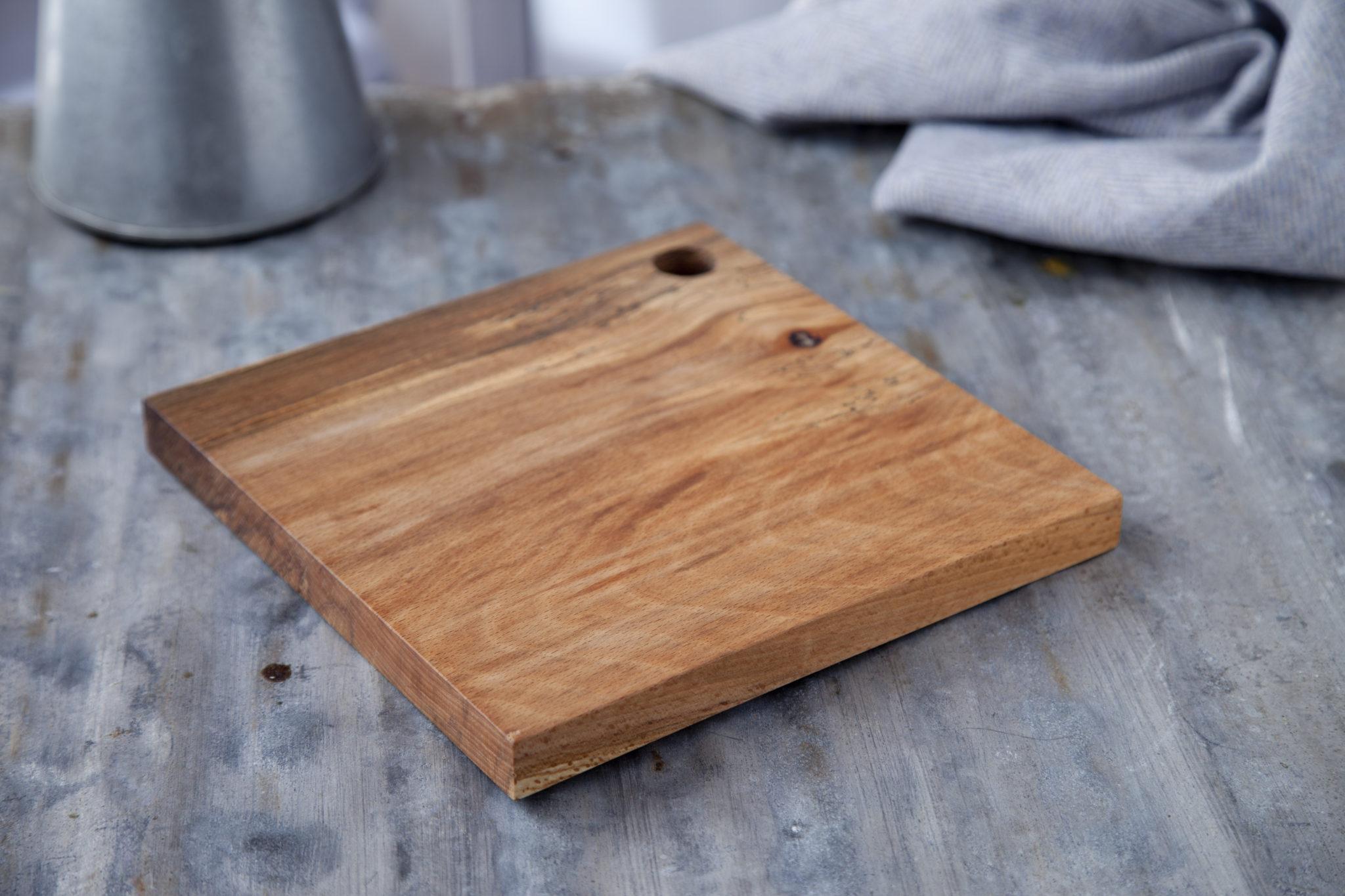 Square Beech Board