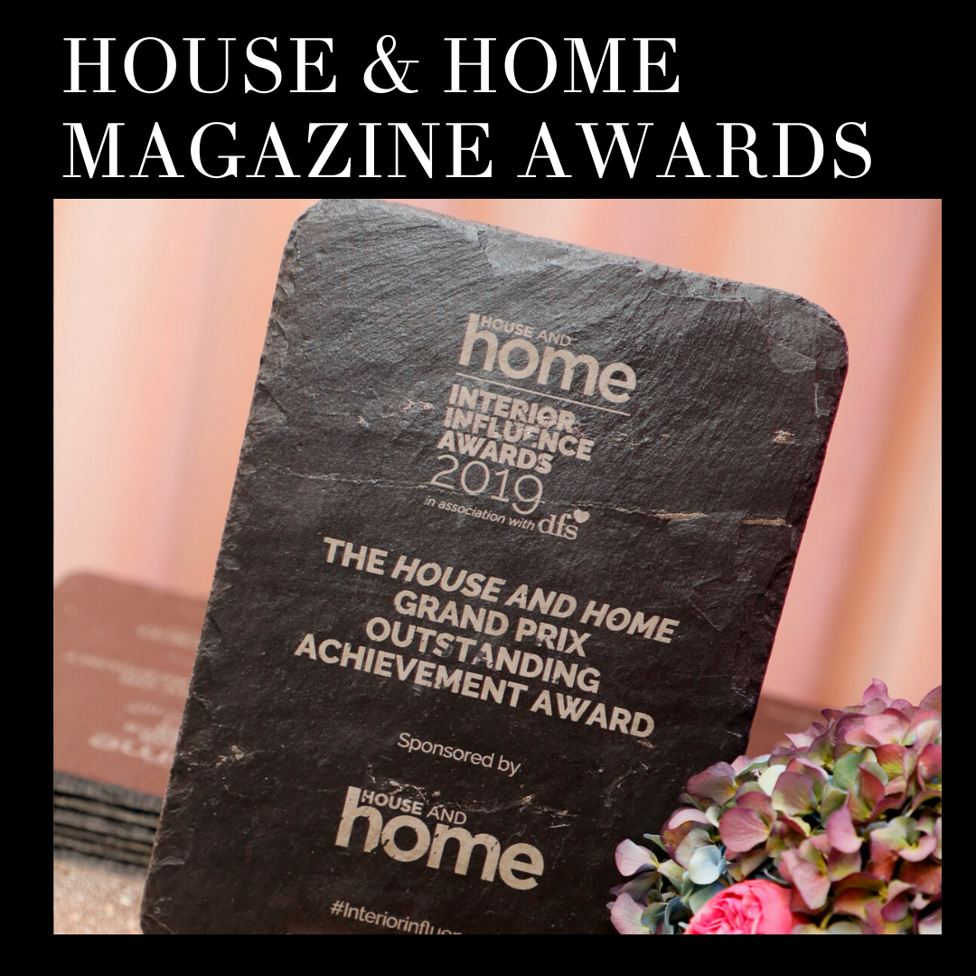 House and Home Magazine, Slated.ie, Slated, Bespoke, Awards, Trophies, Personalised gifts, Corporate Gifting, Corporate Awards,