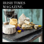 Irish Times, Irish Times Magazine, Slated.ie, Slated, Personalised Gift, Cheese Board, Irish Gift,